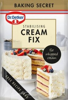 Dr. Oetker Cream Fix